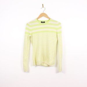 Lord & Taylor Cashmere Long Sleeve Crew Neck
